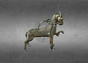 Horse Aquamanile, CG 073 3D Model