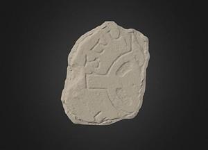Aughrim archaeological artifact 3D Model