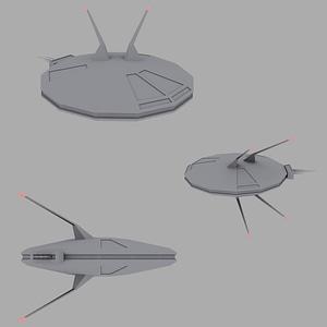 Satelites3D模型