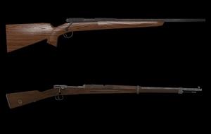 Hunting Rifles 3D Model