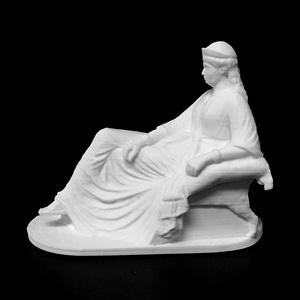 Semiramis at The Dallas Museum of Art, Texas 3D Model