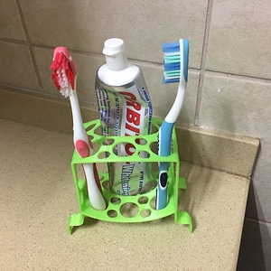 Tooth brush stand 3D Model