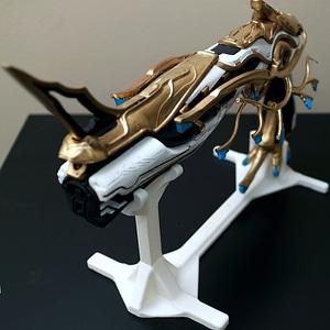 Bolto / Akbolto Prime Warframe 3D Model