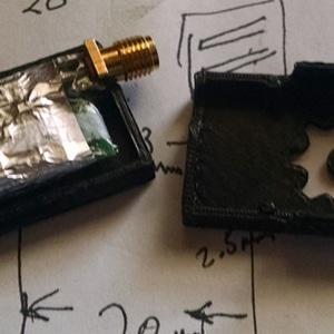 3DR Radio Case - V.2. 3D Model
