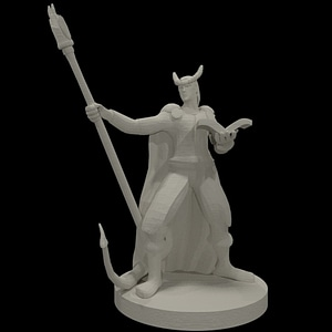 Tiefling Collection! 3D Model