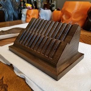 Cologne/perfume sample holder 3D Model