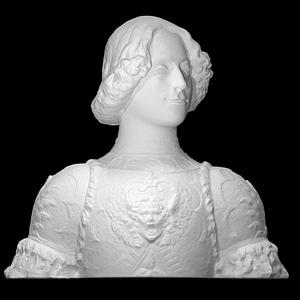 Giuliano de' Medici 3D Model