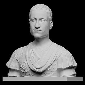 Giovanni di Cosimo de 'Medici 3D Model