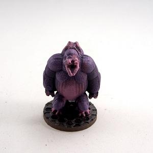 Gorathian Civilian (28mm Miniature) 3D Model