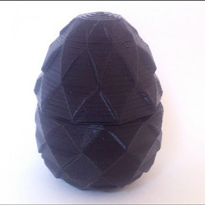 Dragon Egg Case 3D Model