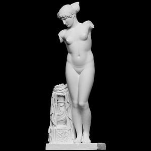 Esquiline Venus 3D Model