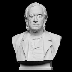 Louis Gerard de Geer 3D Model