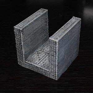OpenForge Smooth Corridor Tile 3D Model