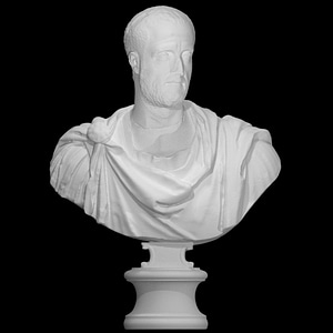 Unknown Bust 2 3D Model