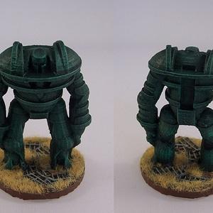 Templar7 3D Model