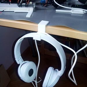 Headset holder 3D Model