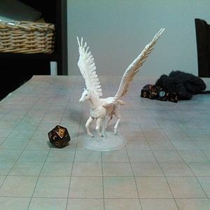 Pegasus for tabletop gaming 3D Model