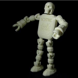 Scythe robot 3D Model