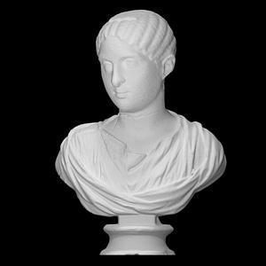 Portrait of Tranquillina 3D Model