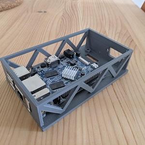 Orange Pi Blade 3D Model