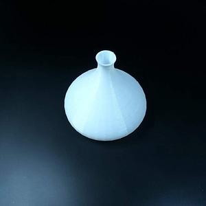 Bezier curve vase 3D Model