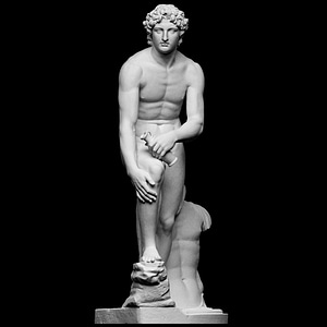 The Rondanini Alexander 3D Model