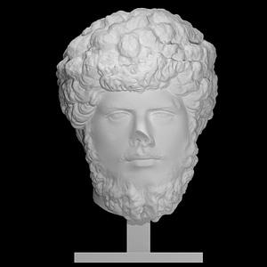 Lucius Verus 3D Model