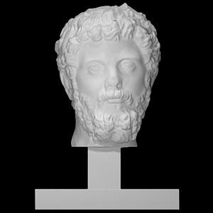 Septimius Severus 3D Model
