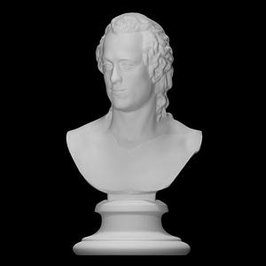Nicolai Abraham Abildgaard 3D Model