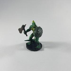 Lizardfolk 3D Model