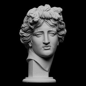 Apollo Giustiniani 3D Model