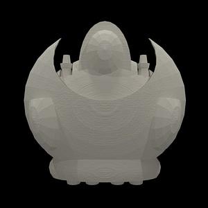 The Nemesis 3D Model