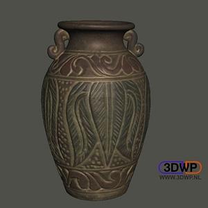Urn 3D Model