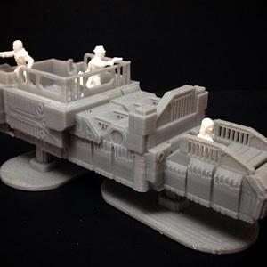Junker Skiff 3D Model