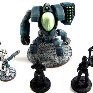 House Vermeni Highblood Command Pod 3D Model