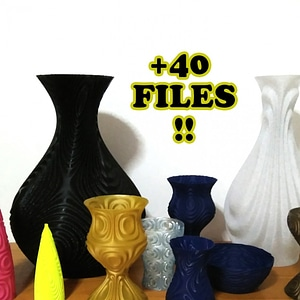 Vase Factory 3D Model