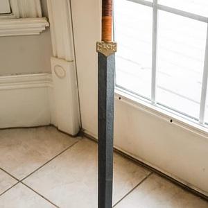 Sokka's meteorite space sword 3D Model