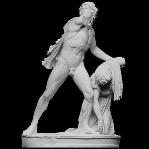 The Ludovisi Gaul 3D Model