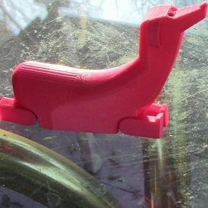 Mini jointed Sara Lee 3D Model