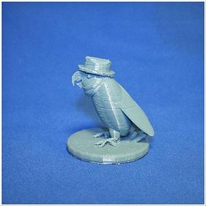 Fancy Macaw 3D Model