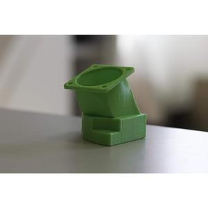 Front fan mount 3D Model