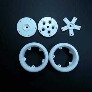Drift Wheel 3D Model