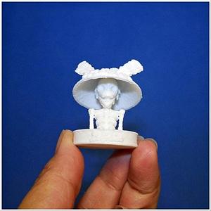 La Catrina 3D Model