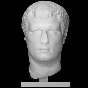 Marcus Vipsanius Agrippa 3D Model