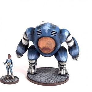 Dominion T.A.P. 3D Model