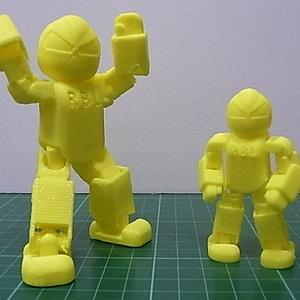 RBL Robot 3D Model