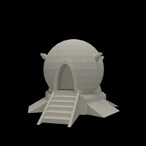 Omnisphere 3D Model