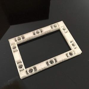 Plain Magnetic Base Customizer 3D Model