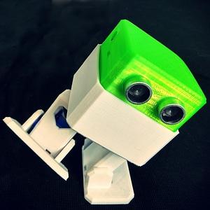 Otto DIY build your own robot 3D Model