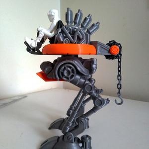 Tow Walker 3D Model